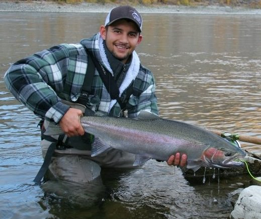 Vancouver friday fishing report april 19th pacific angler for Chehalis river fishing