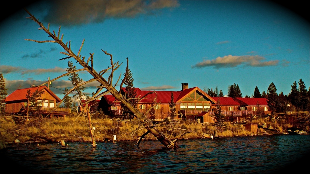 The amazing Stoney Lake Lodge