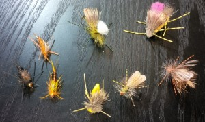 Thompson River fly selection available at Pacific Angler now!
