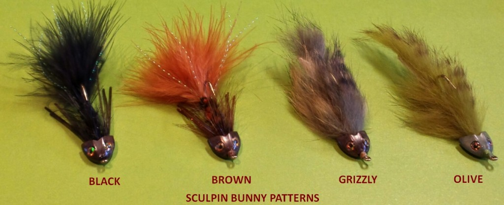 sculpin bunny patterns
