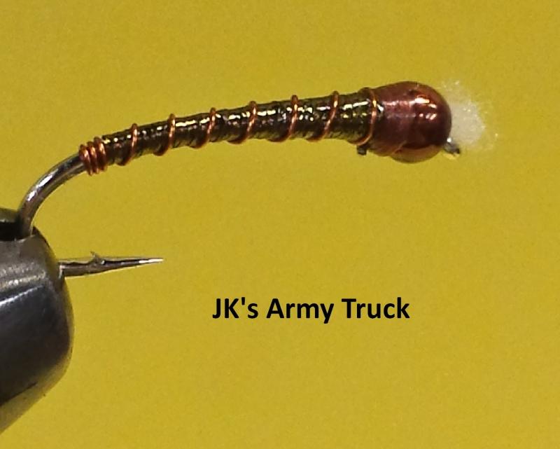 JK's Army Truck