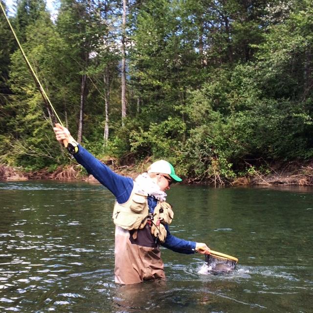 Skagit River Trout