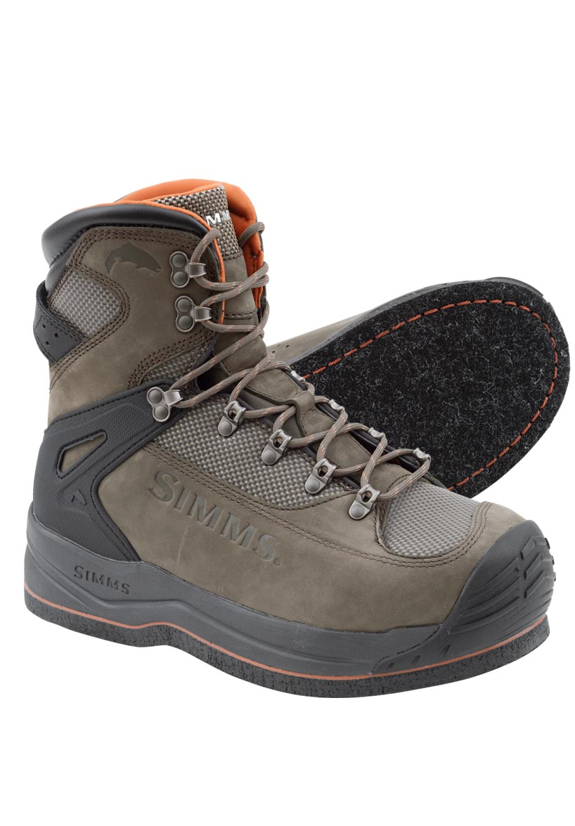 Simms G3 Guide boot - felt edition.