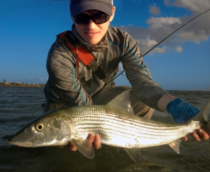 Matt Sharp Hawaiin Bonefish