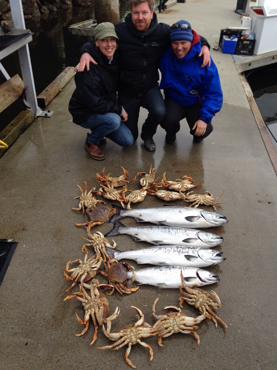 Pacific Angler Friday Fishing Report April 17 2015