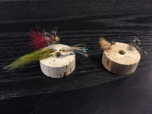 These are your local go to lake flies.  Drop by the shop and we'll help you pick some out.