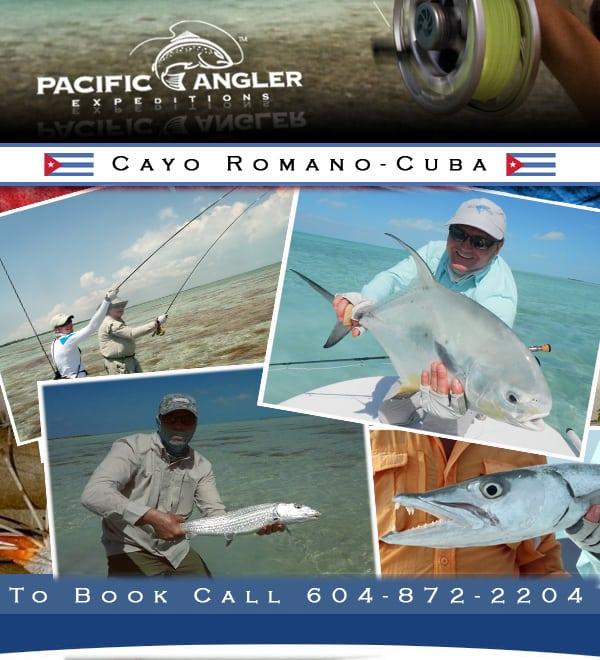 Pacific Angler Cuba Trip
