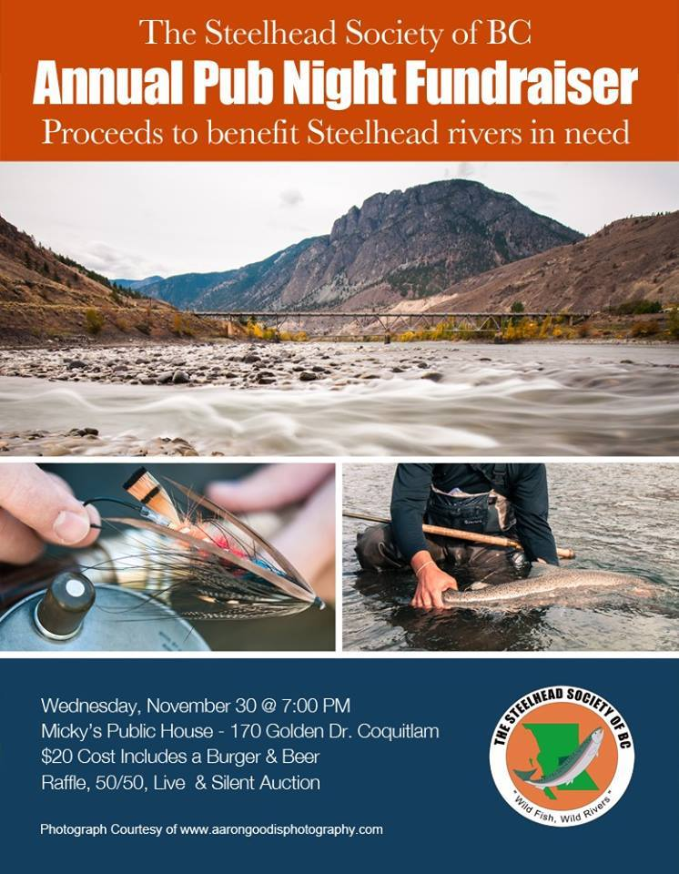 Steelhead Society Pub Night 2016
