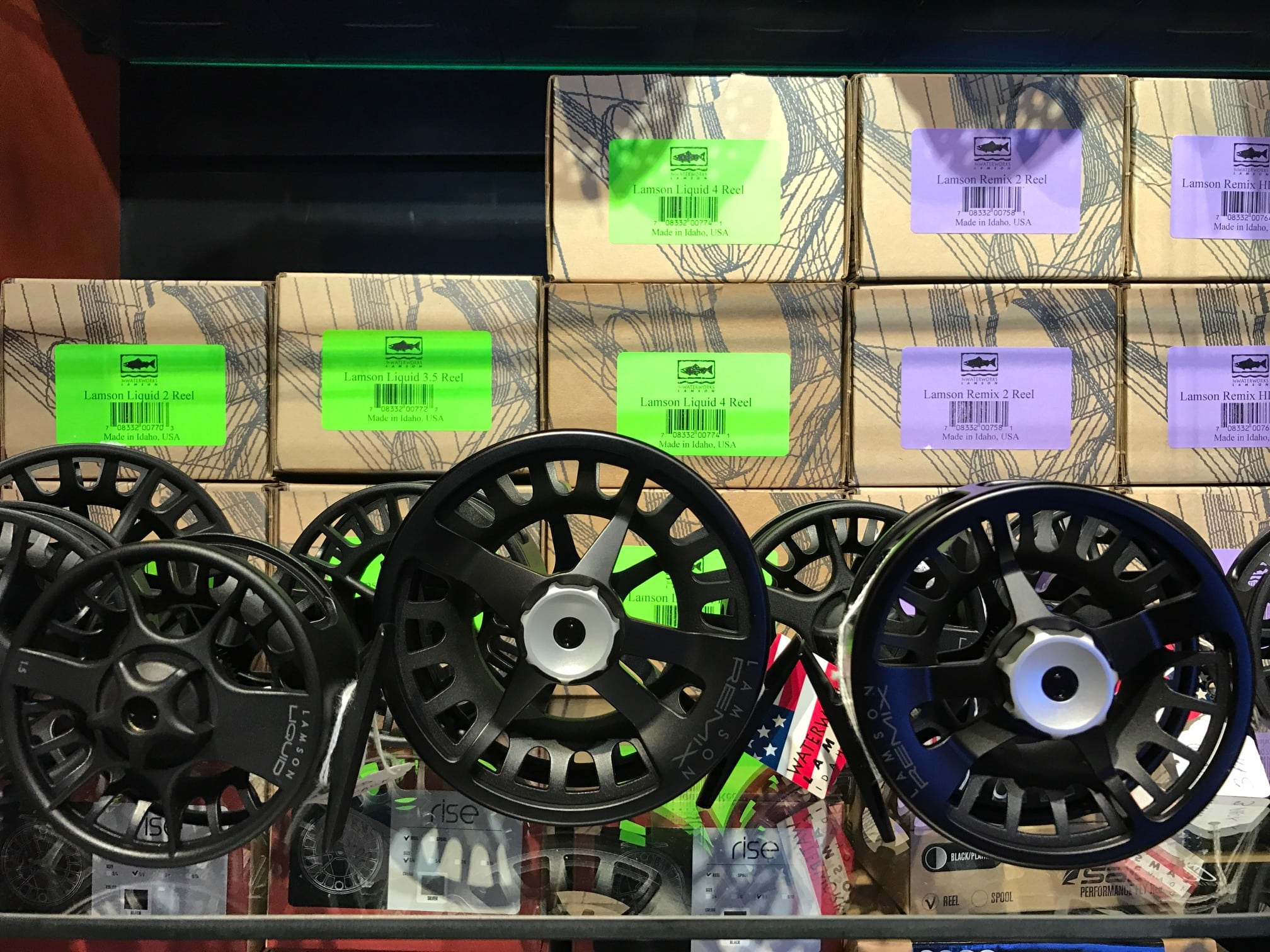 Lamson_Liquid_and_Remix_Fly_Reels