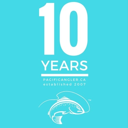 Pacific Angler 10 Year Anniversary Sale - Full Sale and