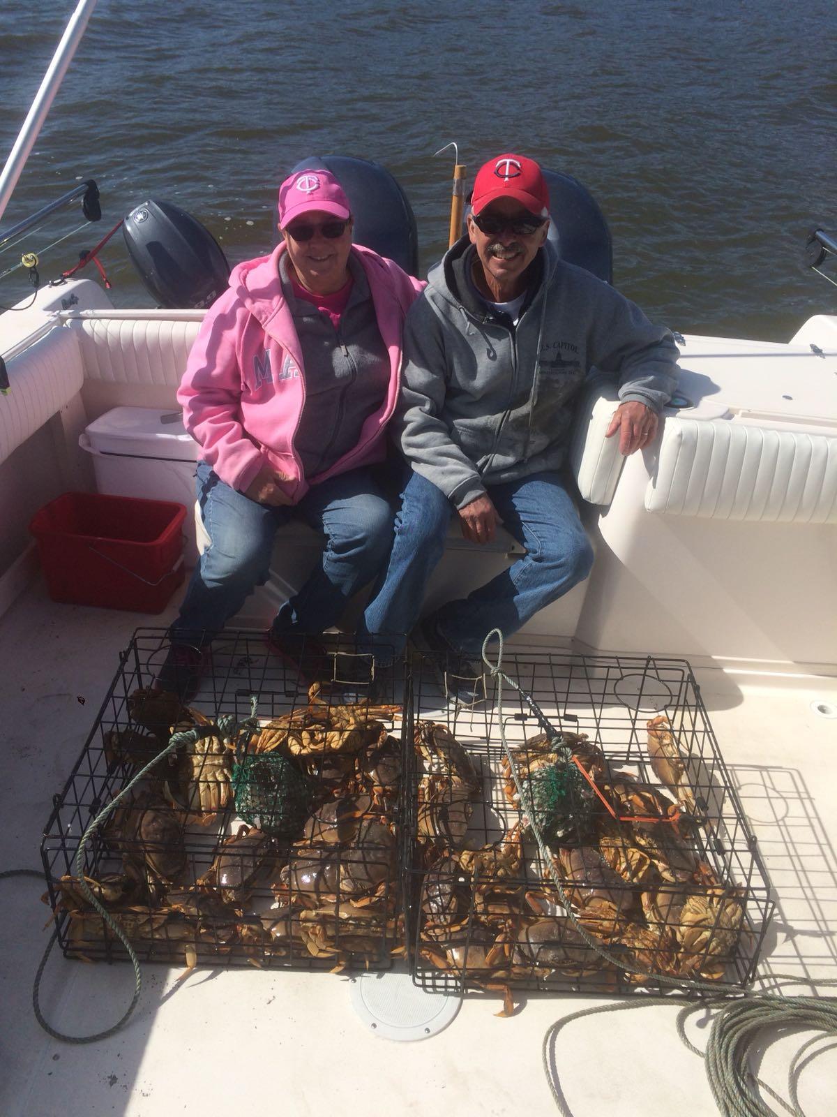 Crabbing_Vancouver