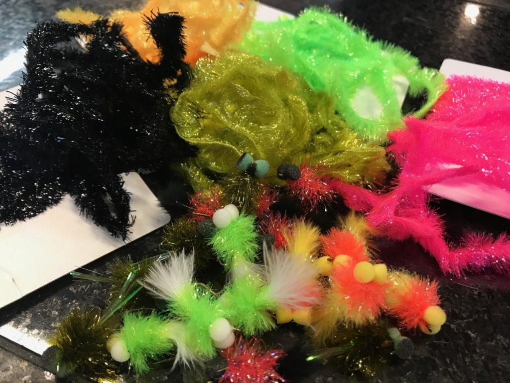792375393a7254 This week I am going to highlight two of our new favourite materials for  you stillwater anglers.